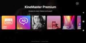 KineMaster Premium MOD APK [Full Unlocked | No Watermark] 2