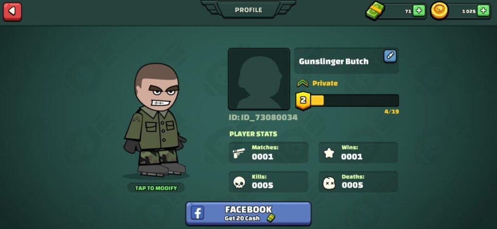 Mini Militia MOD APK [Pro Unlocked] 4