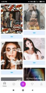 PicsArt MOD APK [Fully Unlocked Gold Membership] 3
