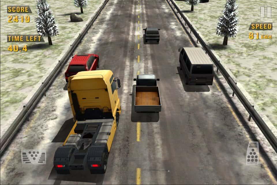 Install Traffic Racer MOD Game