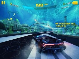 Asphalt 8: Airborne MOD APK [Hack | Unlimited Money] 1