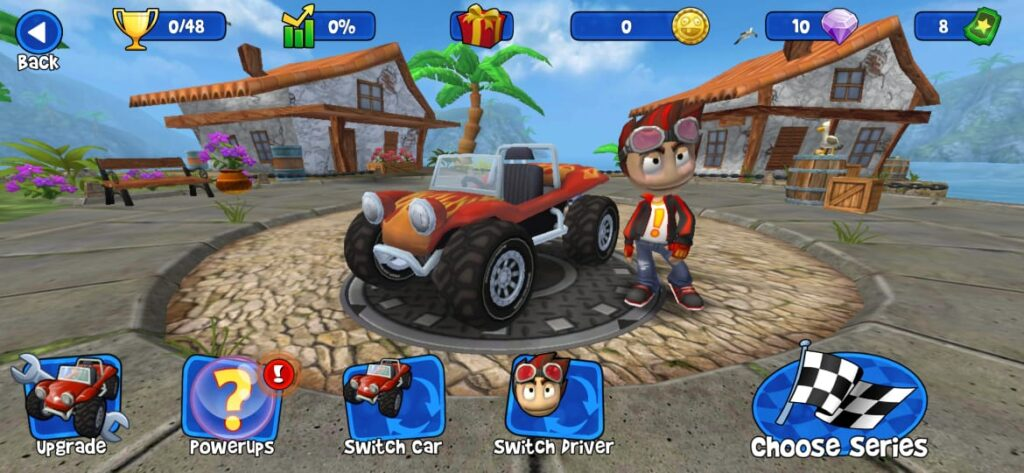 Beach Buggy Racing MOD APK [Unlimited Money] 1