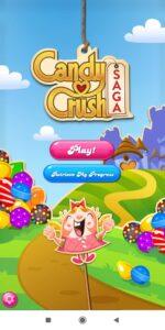 Candy Crush Saga MOD APK [Unlocked All] 1