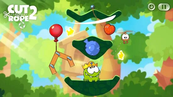 Cut the Rope 2 MOD APK Install Free