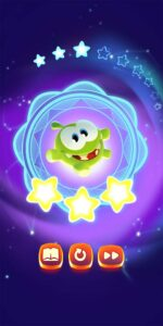 Cut the Rope: Magic MOD APK [Unlimited Crystals | Hints] 2