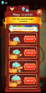 Cut the Rope: Magic MOD APK [Unlimited Crystals | Hints] 6