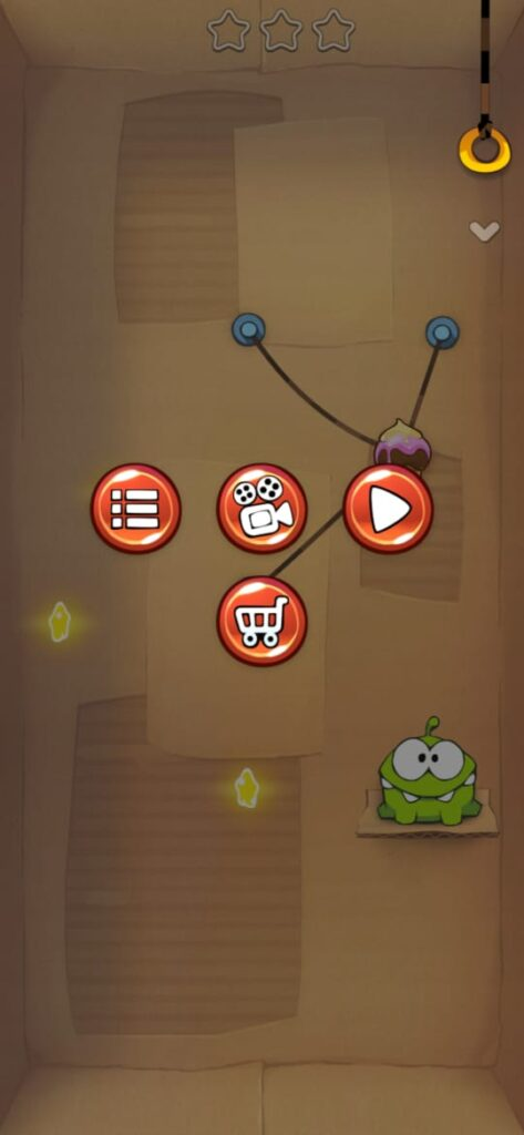 Cut the Rope Full Free MOD APK [Unlimited Hints] 6
