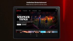 Netflix Premium MOD APK [Hack Version, Ads-Free, 4K] 1
