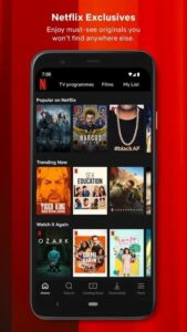Netflix Premium MOD APK [Hack Version, Ads-Free, 4K] 3