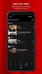 Netflix Premium MOD APK [Hack Version, Ads-Free, 4K] 2