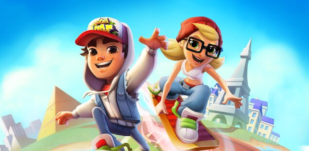 Subway Surfers MOD Game Download and Install