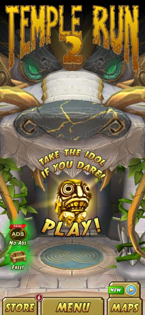 Temple Run 2 MOD APK [Unlimited Coins, Full Version] 1