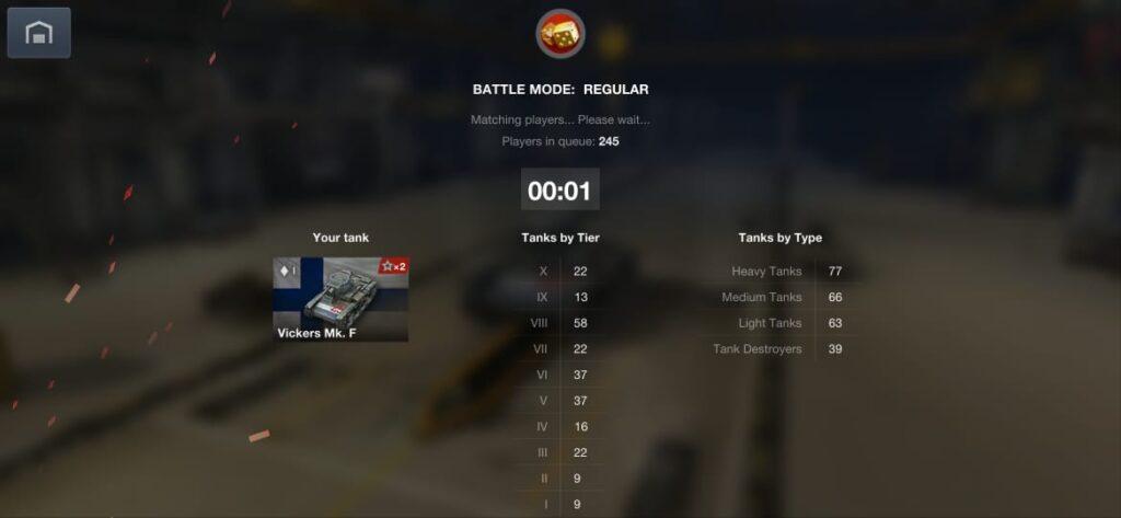World of Tanks Blitz MOD APK [Unlimited Golds] 2