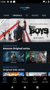 Amazon Prime Video MOD APK [Premium Unlocked] 3