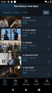Amazon Prime Video MOD APK [Premium Unlocked] 1