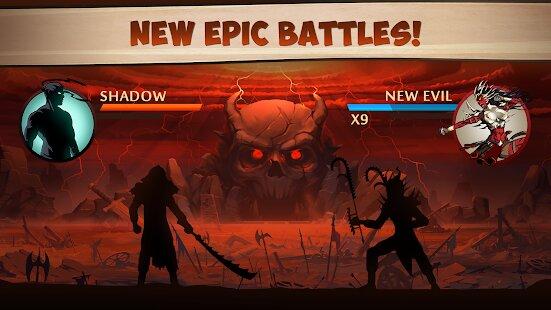 Shadow Fight Mod APK Super Edition Hack