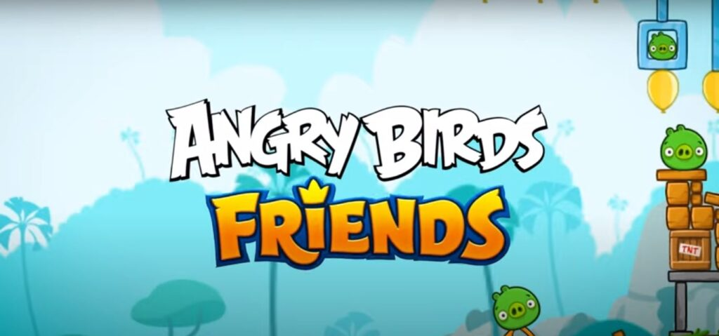 Angry Birds Friends MOD