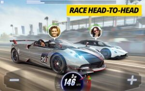 CSR Racing 2 MOD APK [Full Unlocked | Unlimited Money] 2