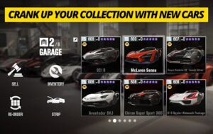CSR Racing 2 MOD APK [Full Unlocked | Unlimited Money] 6