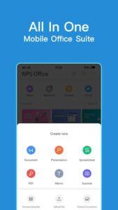 WPS Office MOD APK V15.1.1 [PRO Unlocked   Premium] 1
