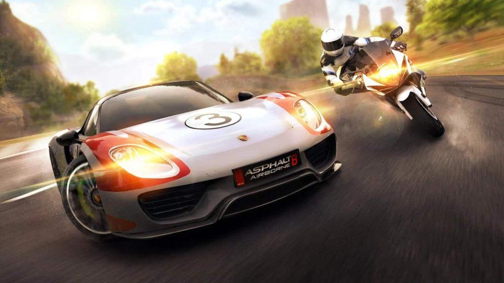 Race with Dream Car in Asphalt 8 Mod Apk