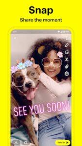 Snapchat MOD APK [Premium Unlocked | Free Download] 1