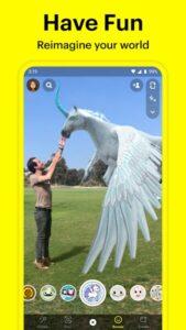 Snapchat MOD APK [Premium Unlocked | Free Download] 3
