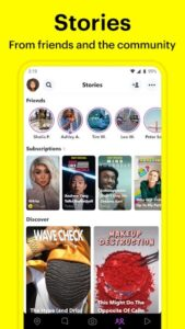 Snapchat MOD APK [Premium Unlocked | Free Download] 4