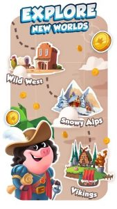 Coin Master MOD APK [Unlimited Spins | Coins] 5