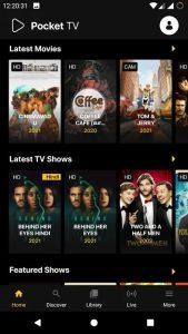 Pocket TV MOD APK [No-Ads | Latest Version] 3