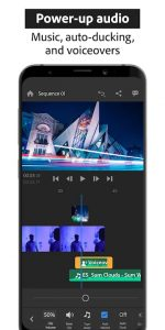 Adobe Premiere Rush MOD APK V1.5.60.1347 [Without Watermark | Premium] 2