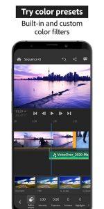Adobe Premiere Rush MOD APK V1.5.60.1347 [Without Watermark | Premium] 3
